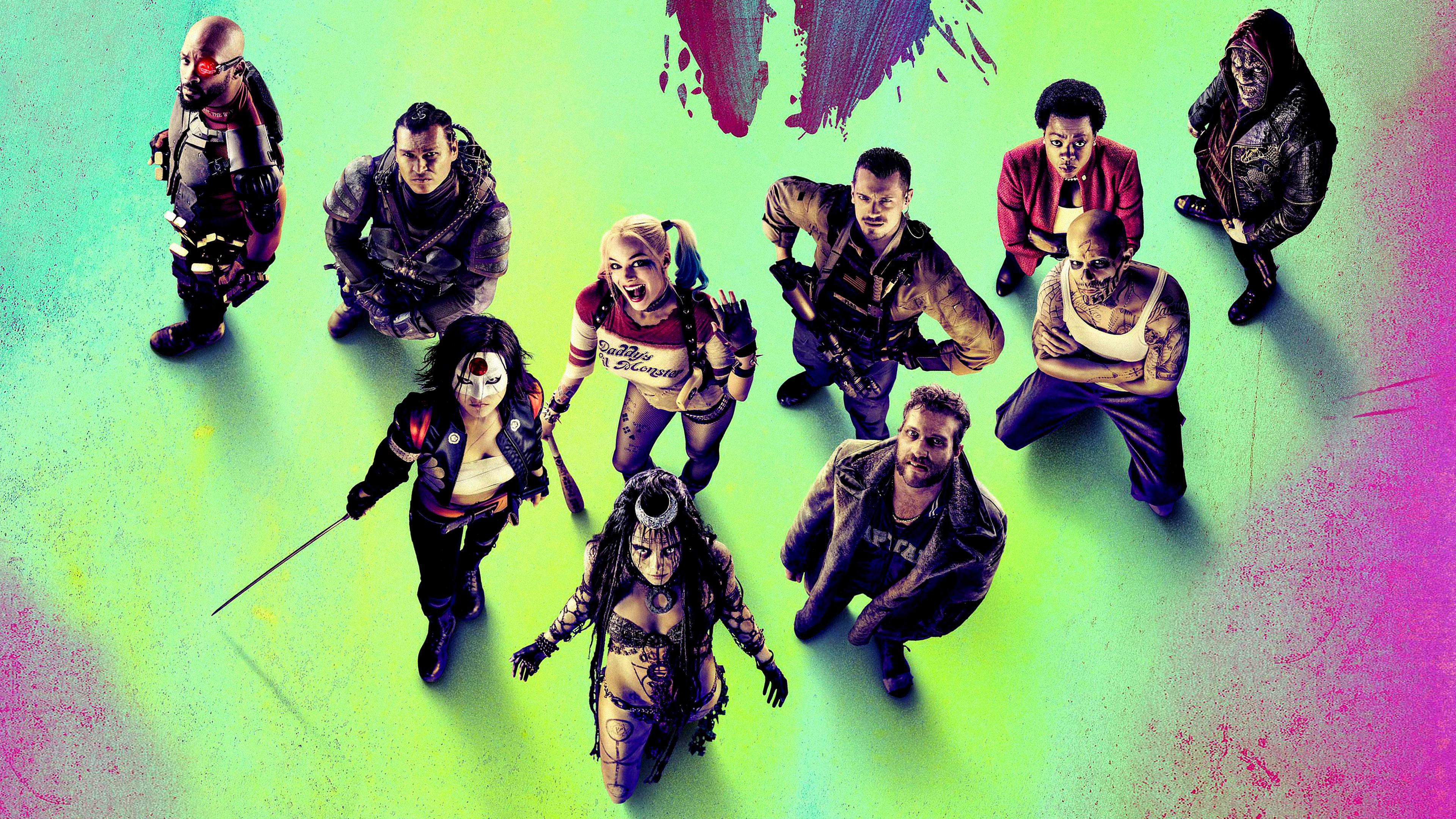gladz movie night - suicide squad